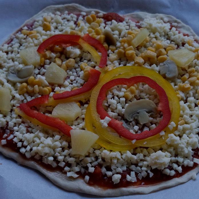 Pizzaplausch auf dem Bauernhof