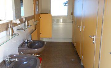 WC & Duschanlage