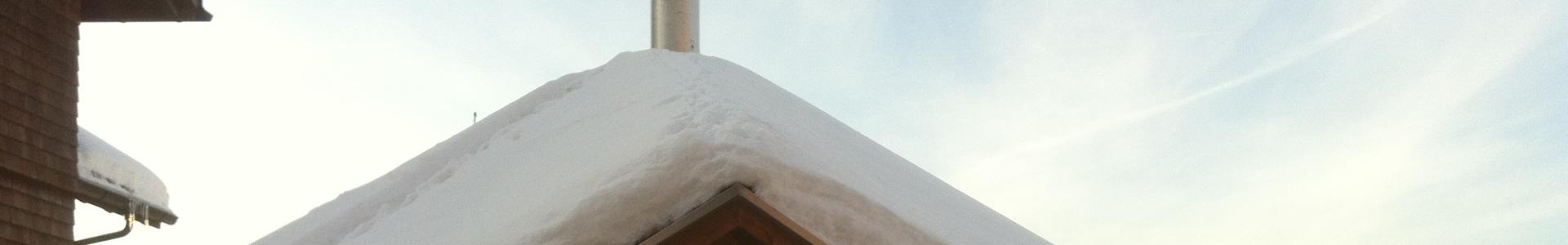Banner für Winteranlass